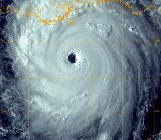 Category 5 Tornado : Elettromagnetismo piccola era glaciale pagina
