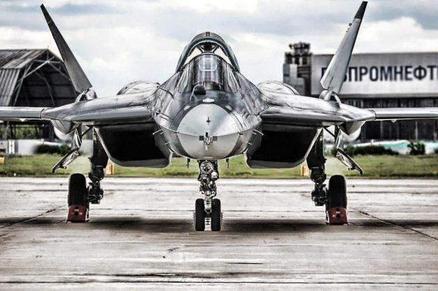 Un Aereo Da Caccia Russo : Il caccia stealth russo puo affrontare quello degli stati
