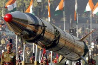 Agni-IV-Missile