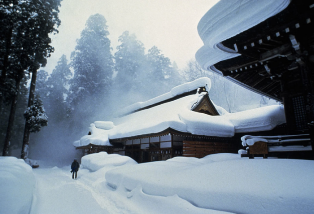 Japan-Ski-Habuka-Shrine-