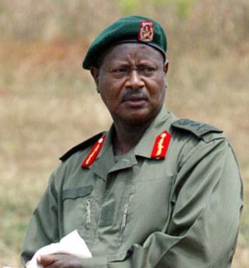 MuseveniUniform
