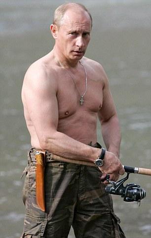 Russian President Vladimir Putin visits Republic of Tuva
