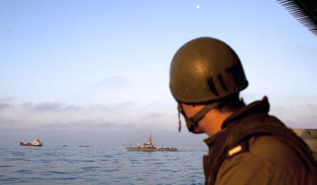At least 10 killed as Israel storms Gaza aid flotilla