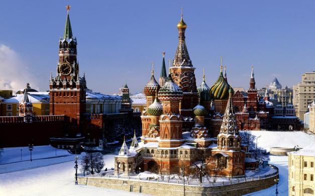 Mosca-innevata