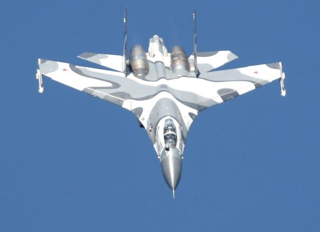 Sukhoi-Su-27-Jet
