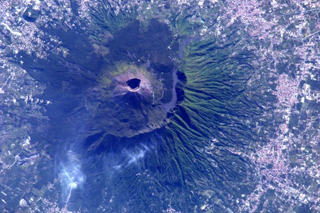Vesuvio-Italia