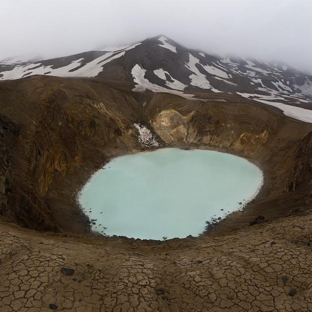 Viti Crater, Askja, Iceland 05